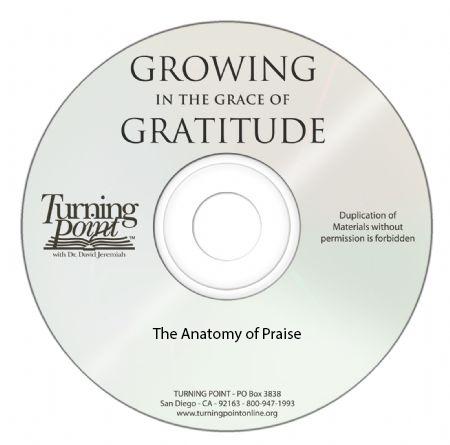 The Anatomy of Praise Image