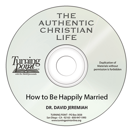 How to Be Happily Married Image