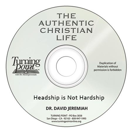 Headship is Not Hardship Image