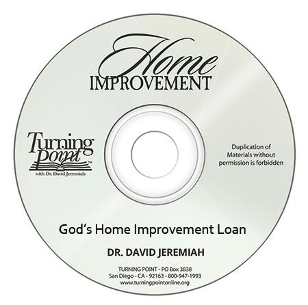 God's Home Improvement Loan Image