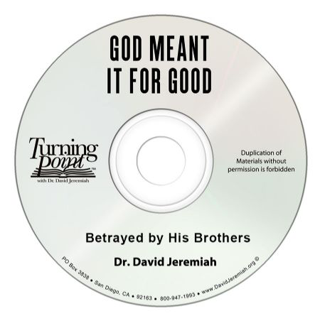 Betrayed by His Brothers Image