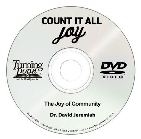 The Joy of Community  Image