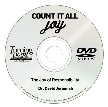The Joy of Responsibility  Image