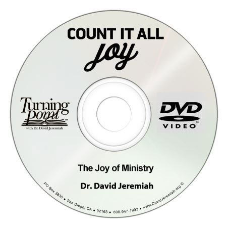 The Joy of Ministry Image