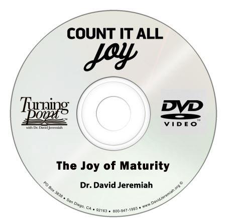 The Joy of Maturity  Image