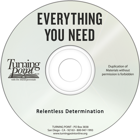 Relentless Determination Image