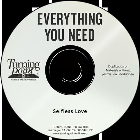 Selfless Love  Image