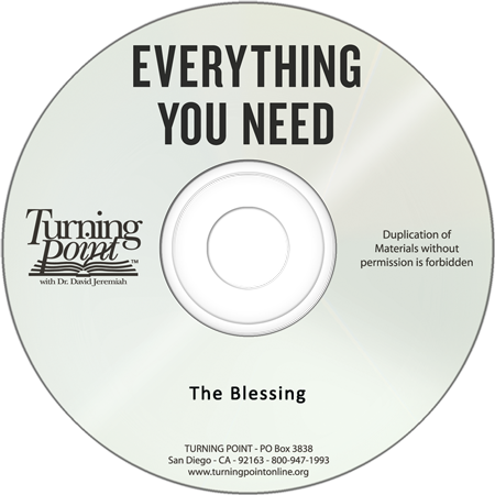 The Blessing  Image
