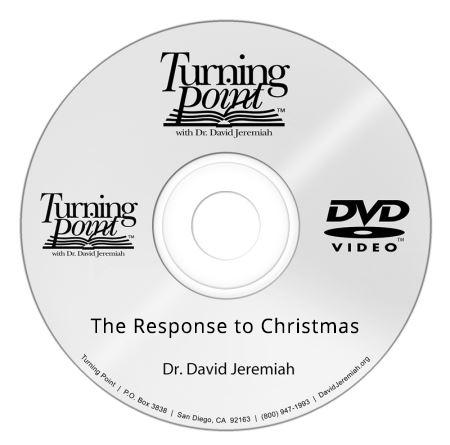 The Response to Christmas Image