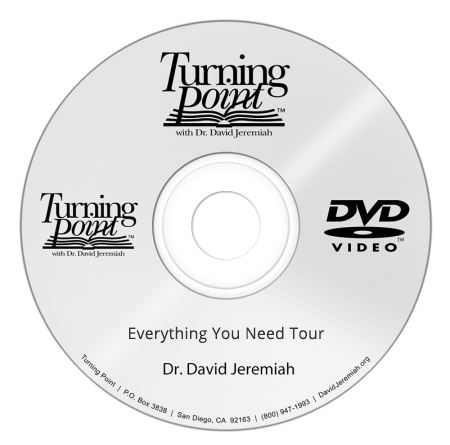 Everything You Need Tour - Forgiveness Image