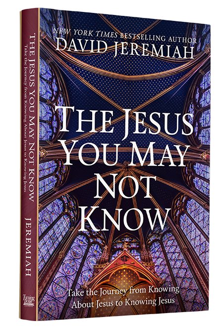 The Jesus You May Not Know (hardcover book)