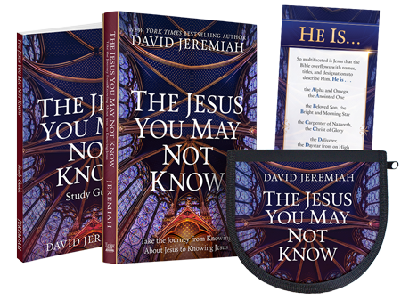 The Jesus You May Not Know (CD Set)