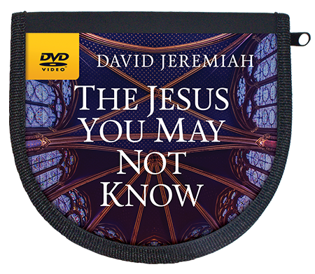 The Jesus You May Not Know  Image