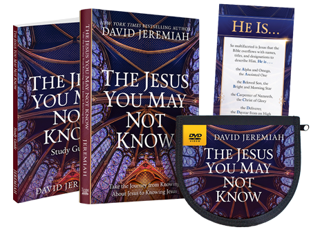 The Jesus You May Not Know (DVD Set)
