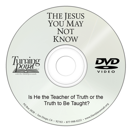 Is He the Teacher of Truth or the Truth to Be Taught? Image