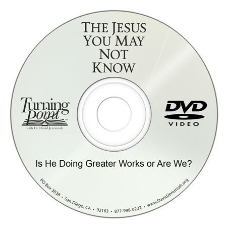 Is He Doing Greater Works or Are We? Image