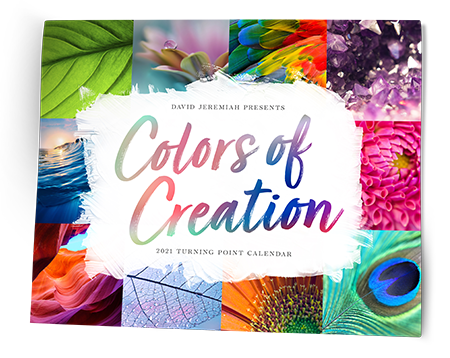 Colors of Creation (2021 Calendar)