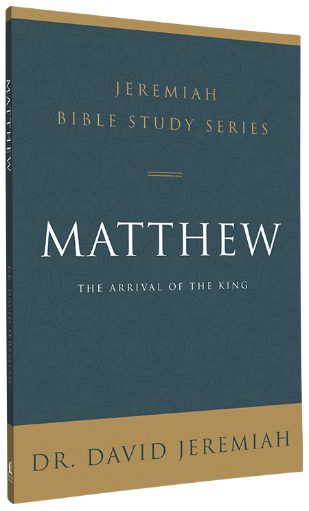 Jeremiah Bible Study Series: Matthew