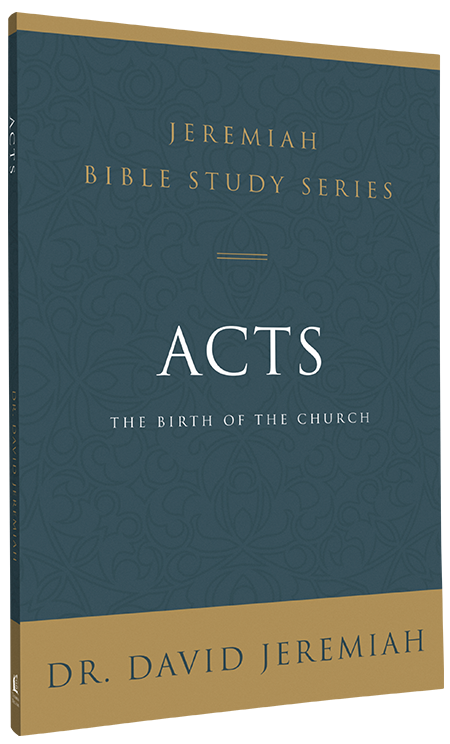Jeremiah Bible Study Series: Acts