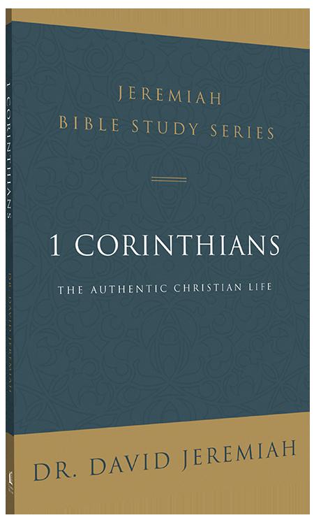 Jeremiah Bible Study Series: 1 Corinthians