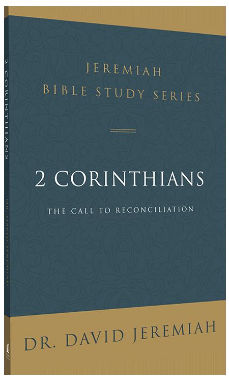 Jeremiah Bible Study Series: 2 Corinthians