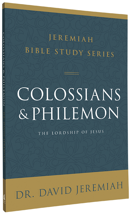 Jeremiah Bible Study Series: Colossians and Philemon