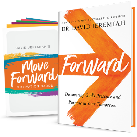 Forward (hardcover book and motivation cards)
