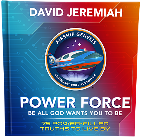 Power Force: Be All God Wants You To Be