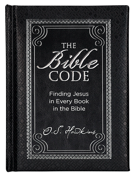 The Bible Code (hardcover book)