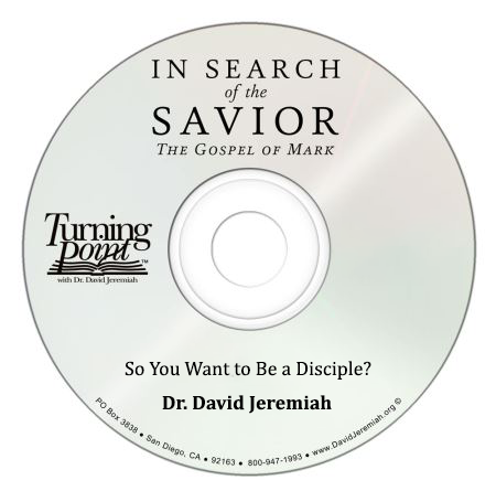 So You Want to Be a Disciple? Image