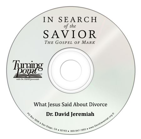 What Jesus Said About Divorce Image