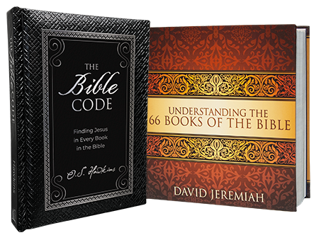 The Bible Code and Understanding the 66 Books of the Bible (book set)
