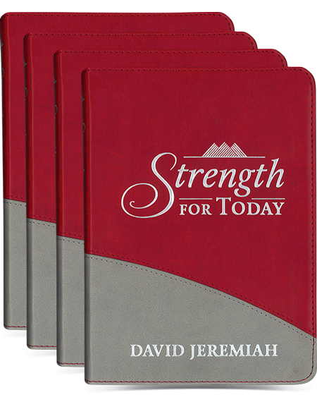 Strength For Today (4-pack)