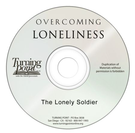 The Lonely Soldier Image