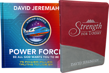 Strength for Today & Power Force Image