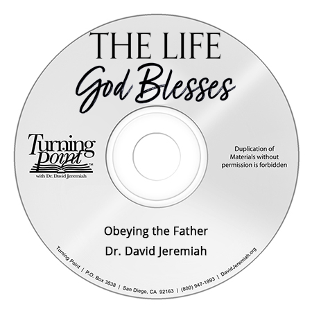 Obeying the Father Image