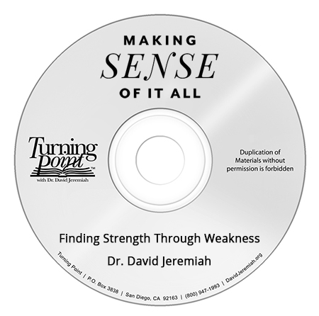 Finding Strength Through Weakness Image