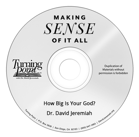 How Big Is Your God? Image