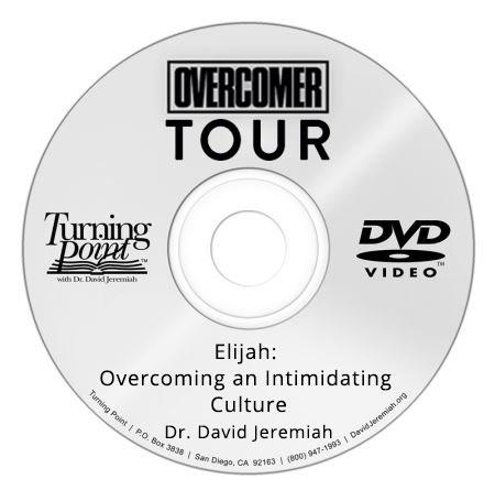 Elijah: Overcoming an Intimidating Culture Image
