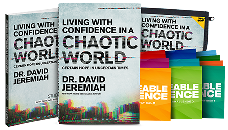 Living With Confidence in a Chaotic World (DVD Set)