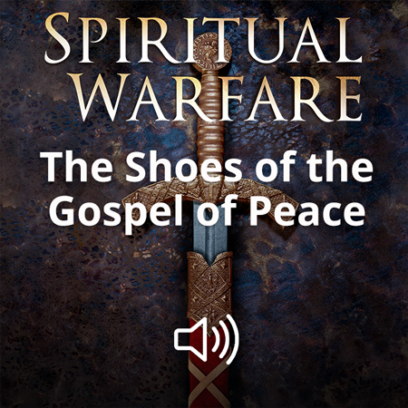 The Shoes of the Gospel of Peace Image