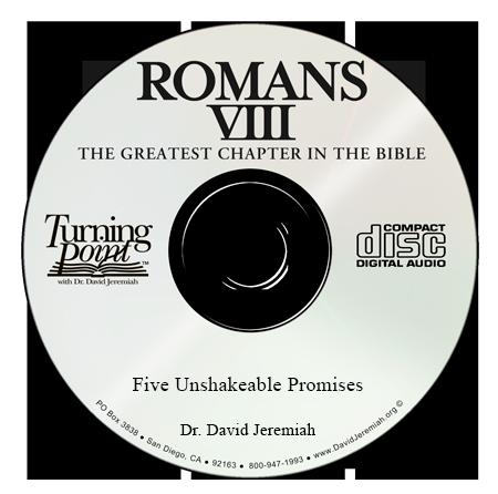 Five Unshakeable Promises Image