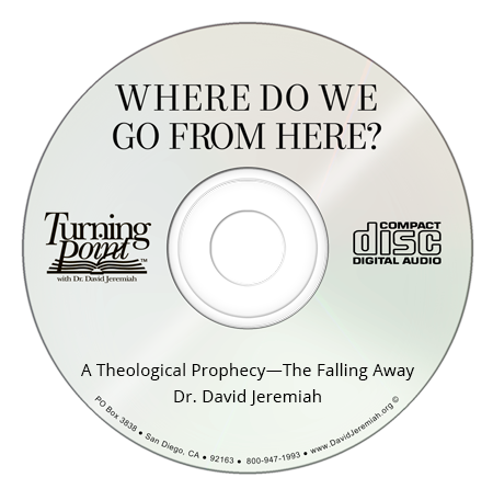 A Theological Prophecy—The Falling Away Image
