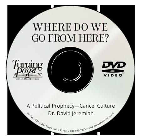 A Political Prophecy—Cancel Culture Image