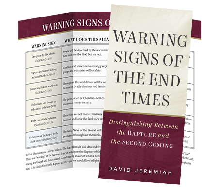 Warning Signs of the End Times (chart)