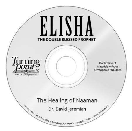 The Healing of Naaman Image