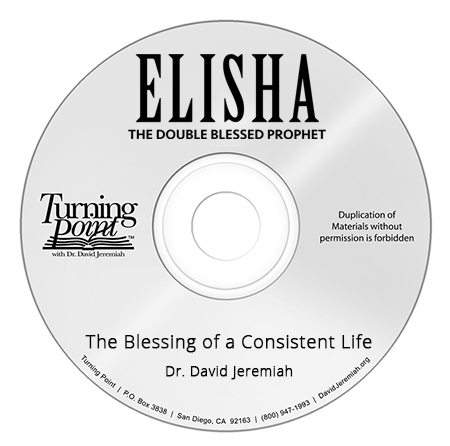 The Blessing of a Consistent Life Image