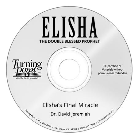 Elisha's Final Miracle Image