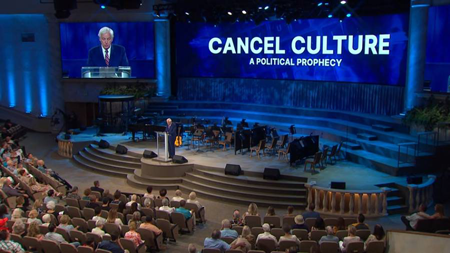 A Political Prophecy-Cancel Culture Image