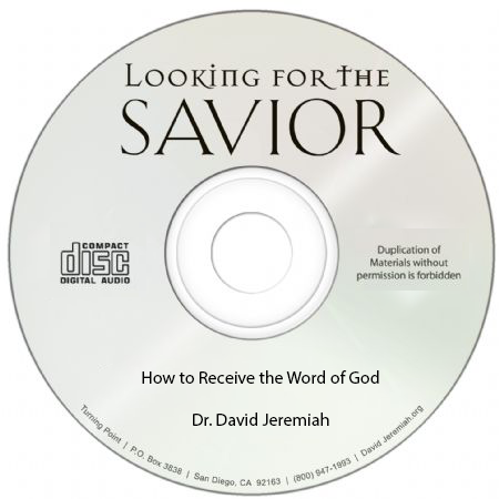 How to Receive the Word of God Image
